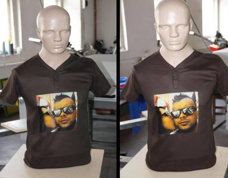Imprimare termotransfer Omnia